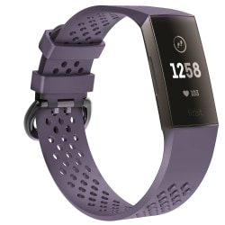 Fitbit Charge 3/4 armband Lila (S)
