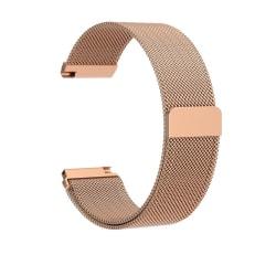 Fitbit Versa armband Milanesisk loop Roséguld (S)