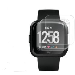 Fitbit Versa skärmskydd 5-pack Vit