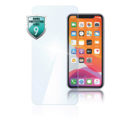 HAMA Härdat Glas Full Cover iPhone 11 / XR Transparent