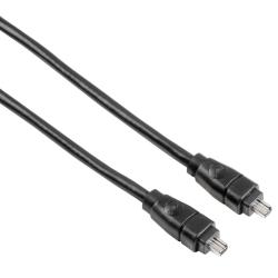 HAMA Kabel FireWire 4-4 Svart 2m Svart