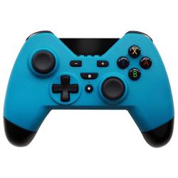 Handkontroll till Nintendo Switch - trådlös - blå Blå