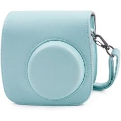 Kameraväska för Instax Mini 9 - Blå Blå
