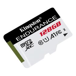 Kingston 128GB microSDXC Endurance 95R/45W C10 A1 UHS-I Card Onl Vit