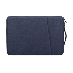 """Laptopfodral stöttåligt Marinblå (14.1"""")"""