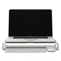 Laptopställ – universal i metallfinish