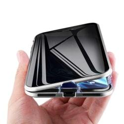 Magnetiskt skal för iPhone 7/8 Plus - silver Silver