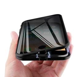 Magnetiskt skal för iPhone X/XS - svart Svart