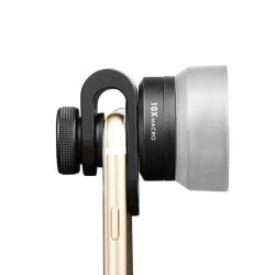 Mobilobjektiv makro 10x 25mm