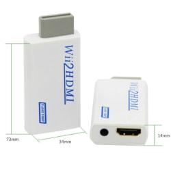 Nintendo Wii till HDMI adapter - full HD 1080P Vit