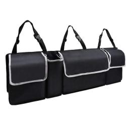 Portabel förvaring för bagageutrymme till bil 25 x 26 cm