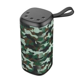 Portabel högtalare Bluetooth 5.0 - Kamouflage