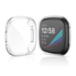 Skärmskydd Fitbit Sense / Versa 3 Transparent