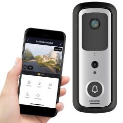 SMART Video dörr-klocka Wifi Tuya kompatibel
