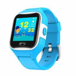 Smartwatch GPS klocka för barn Blå