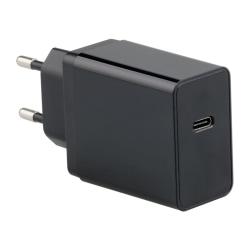 Snabbladdare USB C/Type C, PD, 60W GaN med överspänningsskydd