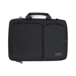 Vattentåligt laptopfodral 14.1/15.4 tum - svart