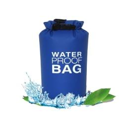 Vattentät väska - 2 liter - blå