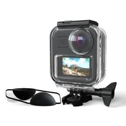 Vattentätt skal för GoPro Max Actionkamera
