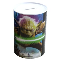 En Star Wars VII sparbössa i metall Yoda ( Grön)