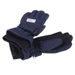 Reimatec Tartu Navy handskar vinter strl 8 blå Blå