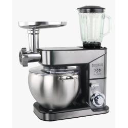 Royalty Line Power Kitchen Machine 3in 1 2500W, 10L silver