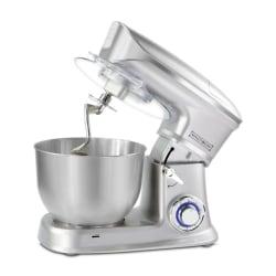 Royalty Line Kitchen Machine 1900W, 6.5L Silver grå