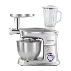 Royalty Line Power Kitchen Machine 3in1 1900W. 6.5L, Silver silver
