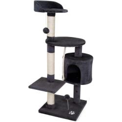 Cat Scratching Post, Height 112 cm grey