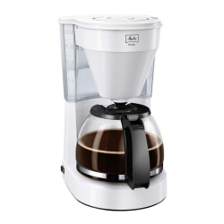 Easy Filter Coffee Maker with Glass Jug,