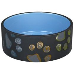 Jimmy Ceramic Dog Bowl