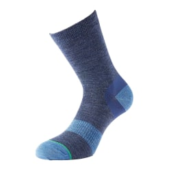 1000 Mile Womens / Ladies Approach Walking Socks M Marin