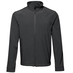2786 Softshell Performance Jacket för herrar med 3 lager (vindtä