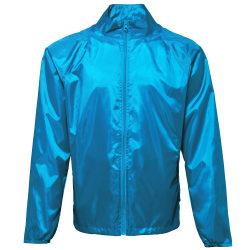 2786 Unisex Lightweight Plain Wind & Shower Resistant Jacket XL