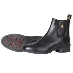 Dublin Unisex vuxna Rapture läder Jodhpur stövlar 8 UK svart