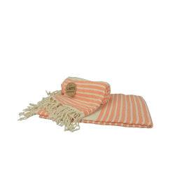 A&R Towels Hamamzz Peshtemal traditionellt vävd handduk One Size