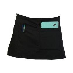 Absolute Apparel Vuxna arbetskläder midja förkläde med Pocket One Siz Black One Size