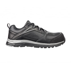 Albatros Mens Vigor Impulse Low Safety Trainer 12 UK Svart