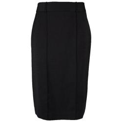 Alexandra Dam / Dam Icona Straight Formal Work kjol 10R Svart