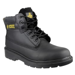 Amblers FS12C Unisex Composite Safety Boot 37 EUR Svart