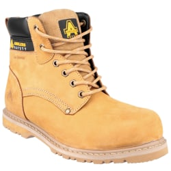 Amblers FS147 Mens Welted Safety Boots S3 WP SRA 10.5 UK Honung