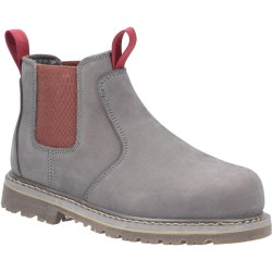 Amblers Safety Dam / Dam AS106 Sarah Slip On Leather Safety Boot