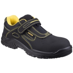Amblers Safety FS77 Safety Trainer / Mens Trainers 10 UK Svart