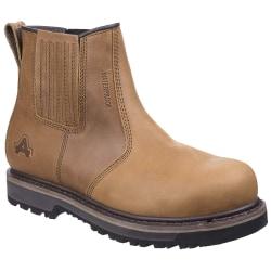 Amblers Safety Herre Worton Leather Safety Boot 12 UK Solbränna