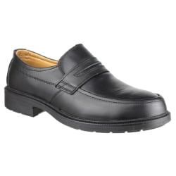 Amblers Säkerhet Herr FS46 Mocc Toe Safety Slip On Shoes 9 UK Sv