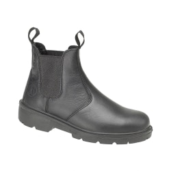 Amblers Stål FS116 Pull-On Dealer Boot / Unisex-stövlar 13 UK Sv