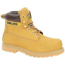 Amblers Steel FS7 Steel Toe Cap Boot / Mens Boots 8 UK Honung