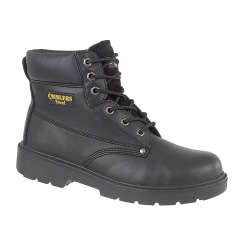 Amblers Steel Unsiex FS159 Safety S3 Boot 8 UK Svart