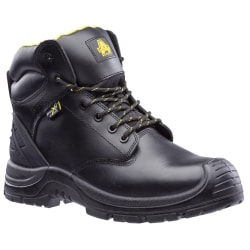 Amblers Unisex Vuxna Wrekin vattentät lädersäkerhetsstövel 7 UK