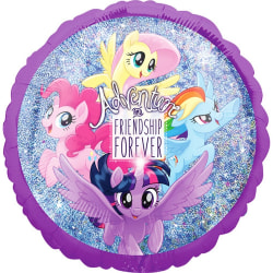Anagram My Little Pony Friendship Adventure Round Foil Balloon 1